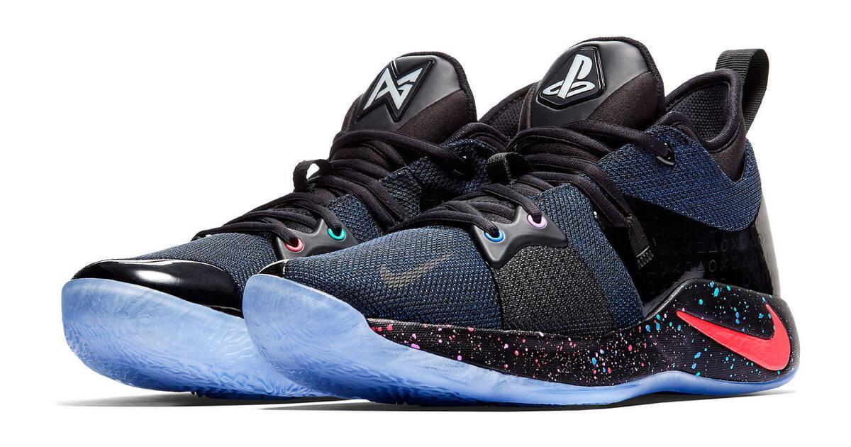 Paul George, Nike y Sony anuncian unas deportivas de PlayStation