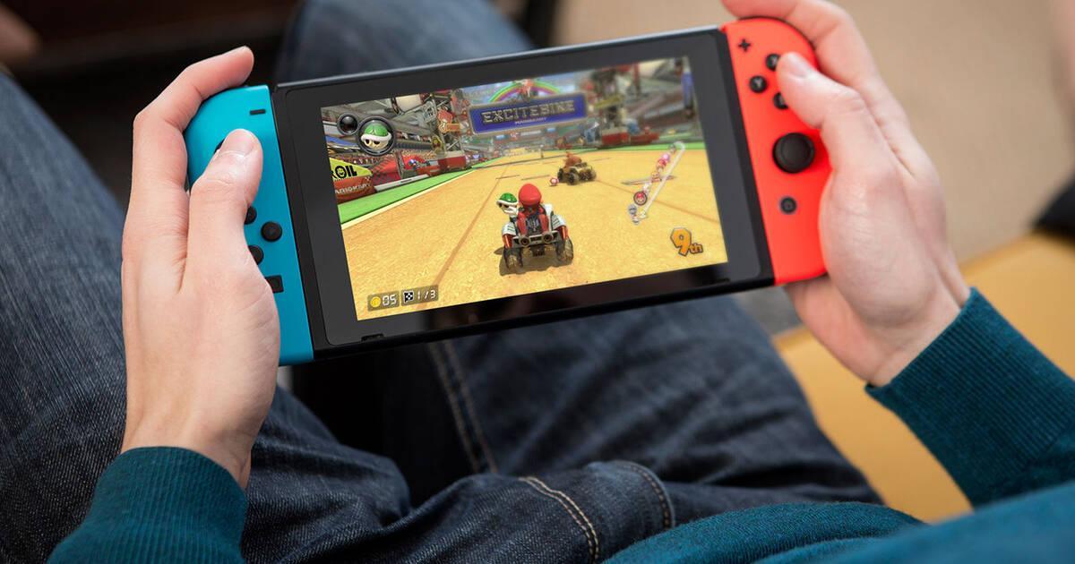 Nintendo Switch ya ha superado las ventas de Xbox One en España