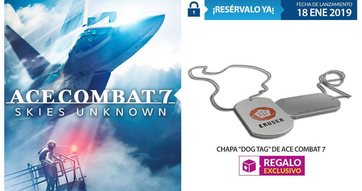 Nuevo diario de desarrollo de Ace Combat 7