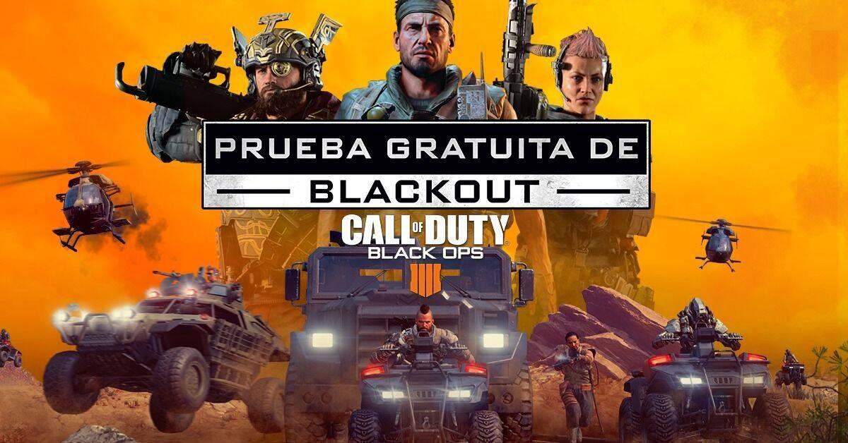 Ya Puedes Probar Gratis El Battle Royale De Black Ops 4 En Consolas