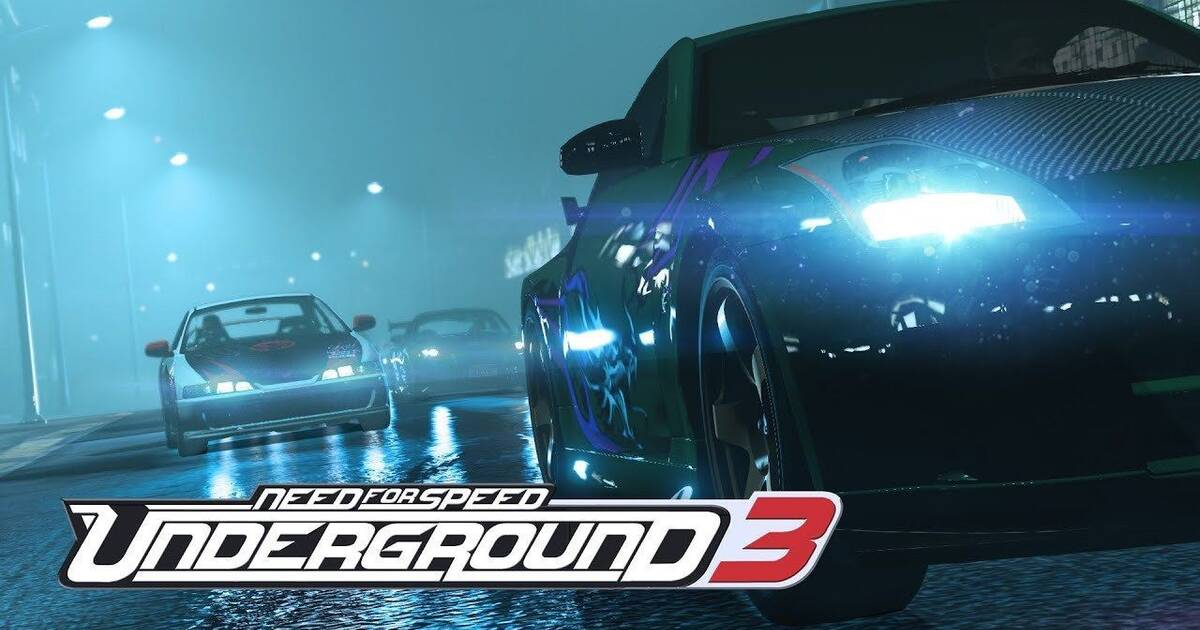 Un grupo de fans imagina el tráiler de Need For Speed