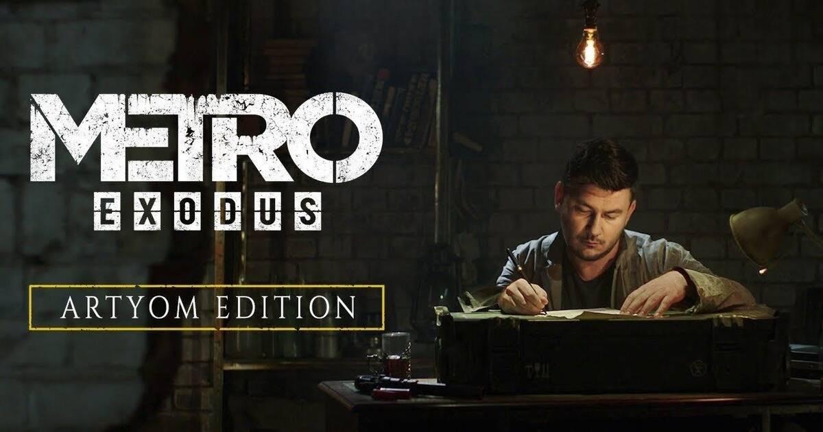 Resultado de imagen de Custom Edition Metro Exodus