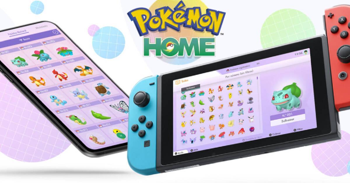 Conoce cómo descargar la app en iOS y Android — Pokémon Home