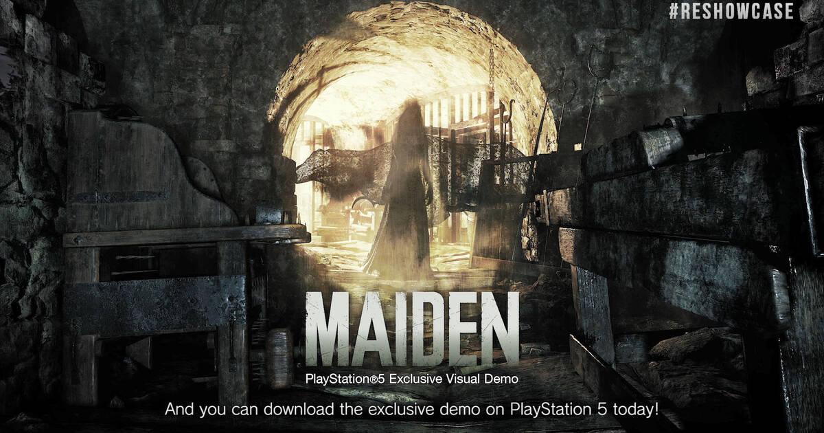 Demo de Resident Evil Village ya disponible en exclusiva para PS5