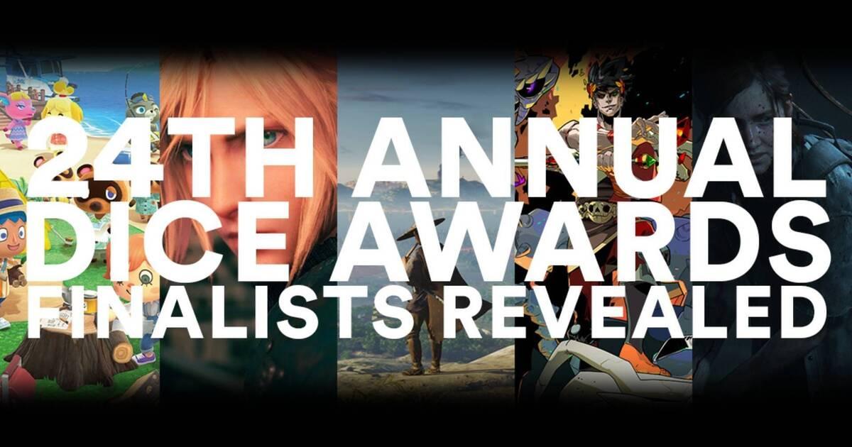 Anunciados los nominados a los Premios DICE 2020: The Last of Us 2 es el más nominado