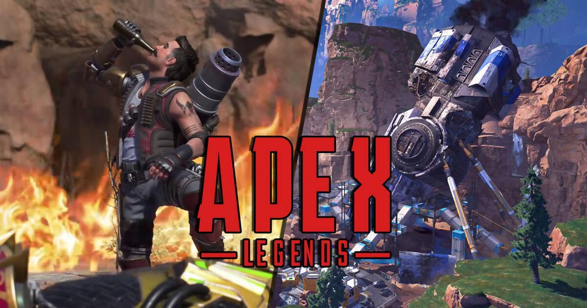 Apex Legends - Temporada 8: Tráiler de jugabilidad, novedades jugables y más