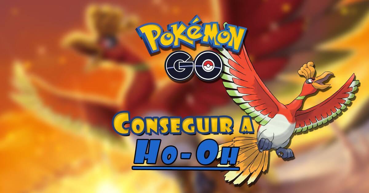 Pokémon GO: Cómo conseguir a Ho-Oh en la investigación Team GO Rocket (Johto)