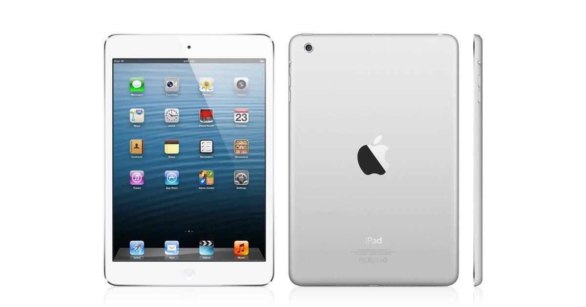 Anunciada la cuarta generación de iPad y el rumoreado iPad Mini - Vandal