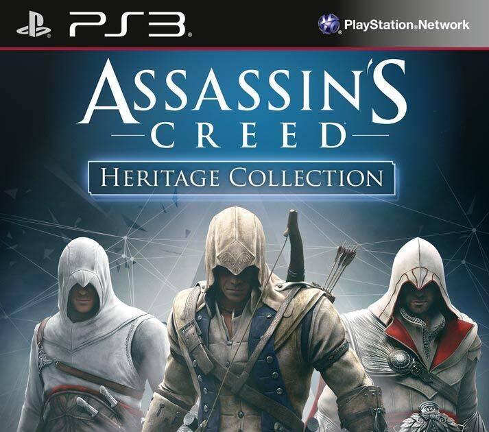 Anunciado Assassin's Creed Heritage, un recopilatorio de todos los juegos de la saga