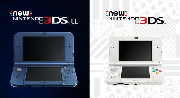 New Nintendo 3DS vuelve a liderar las ventas de consolas en Japón