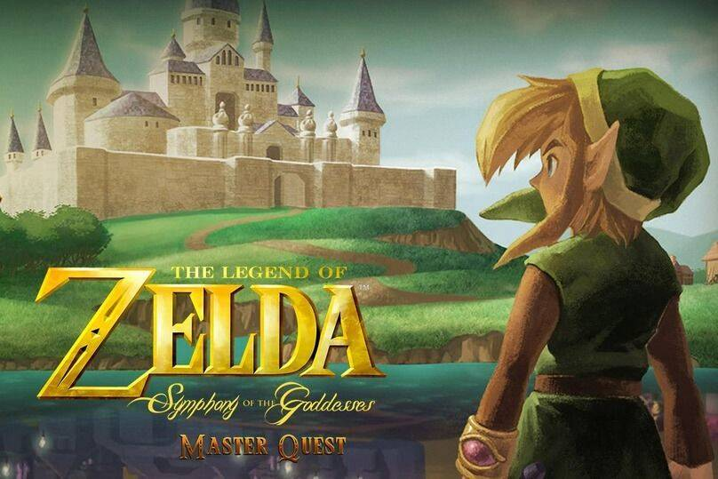 Escucha uno de los temas del concierto The Legend of Zelda: Symphony of the Goddesses