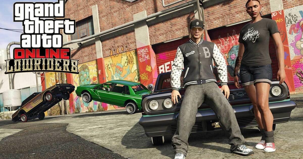 Ya disponible Lowriders, el nuevo contenido de GTA Online