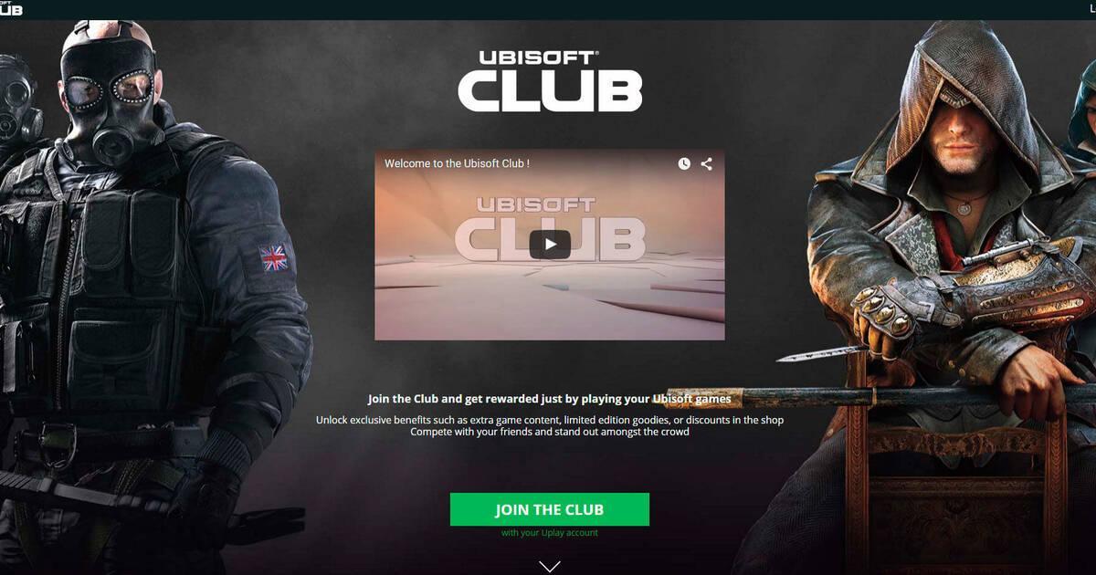 Ya Esta Disponible Ubisoft Club Un Nuevo Programa De Recompensas