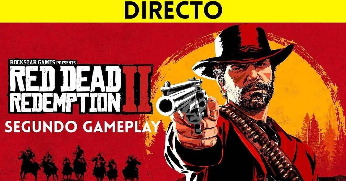 Red Dead Redemption 2 muestra su nuevo y espectacular tráiler gameplay