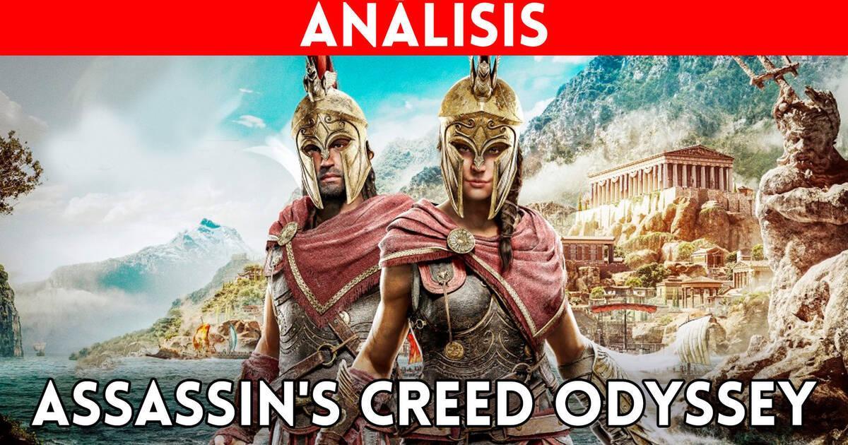 Videoanálisis de Assassin's Creed Odyssey
