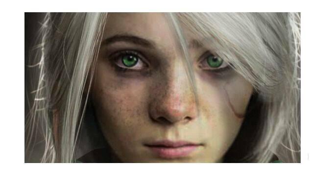 799e7c1dba The Witcher   El artista BossLogic imagina a Freya Allan como Ciri ...