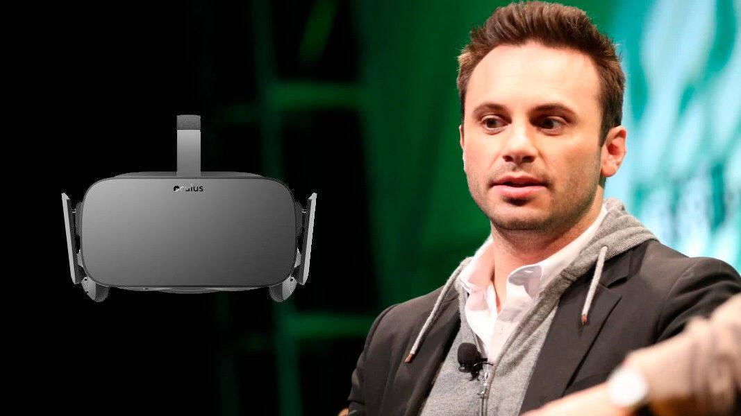 Brendan Iribe, cofundador de Oculus, se marcha de Facebook