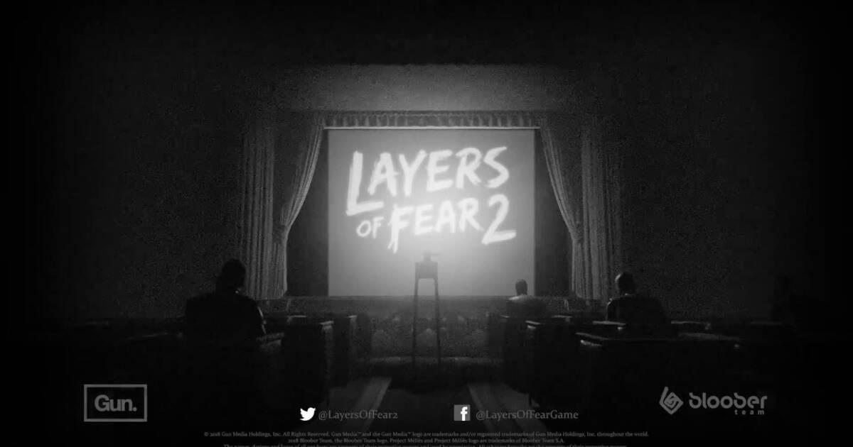 Regresa el terror psicodélico con Layers of Fear 2