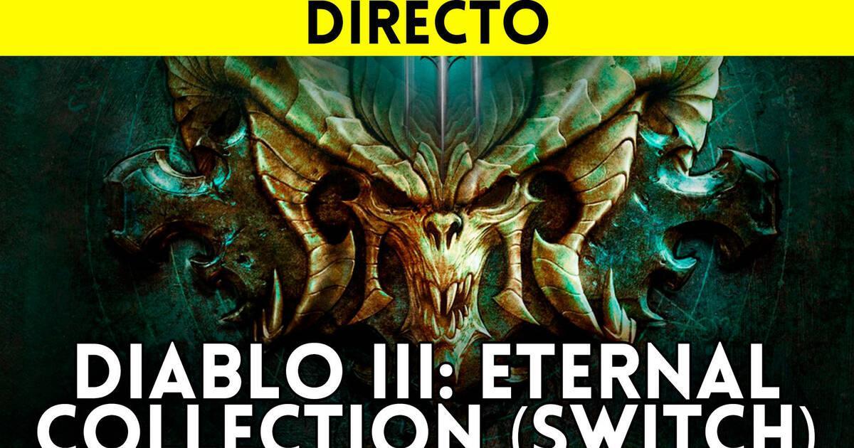 Análisis en vídeo de Diablo III Eternal Collection para Switch