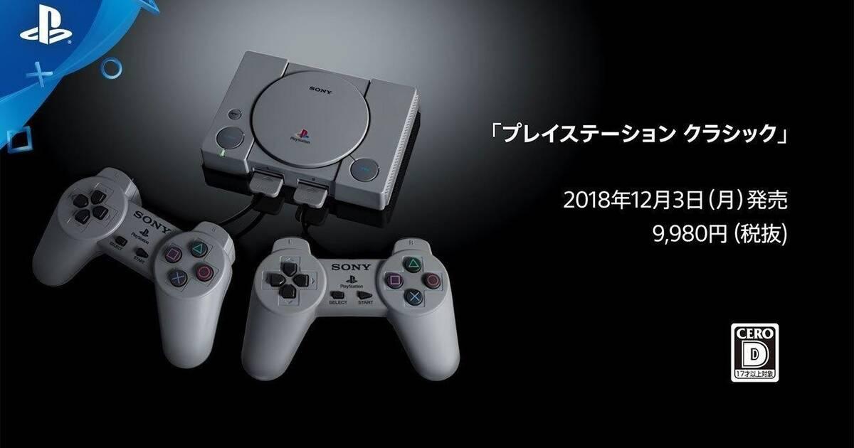 Estos Son Los Juegos Japoneses De Playstation Classic Vandal