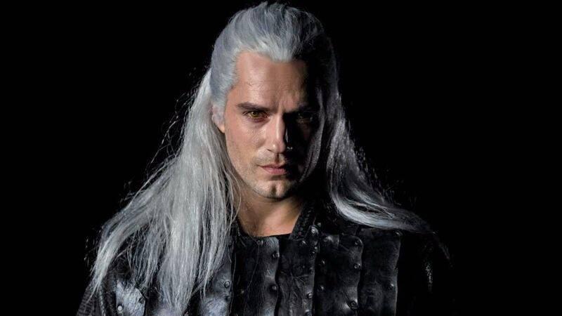 The Witcher en Netflix Primera imagen de Henry Cavill como Geralt de Rivia