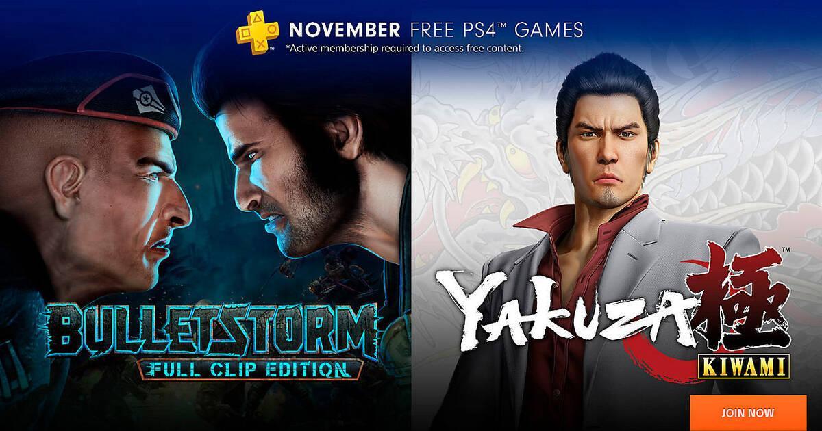Estos Seran Los Juegos Gratis De Ps Plus Para Ps4 En Noviembre De