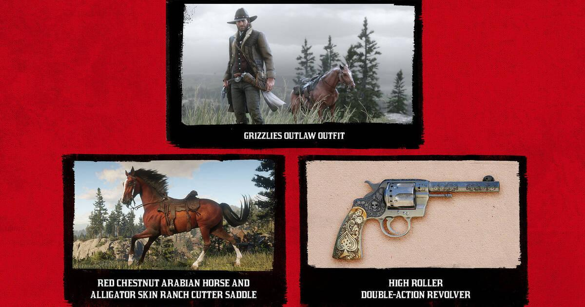 Red Dead Redemption 2 detalla su contenido anticipado y exclusivo para PS4