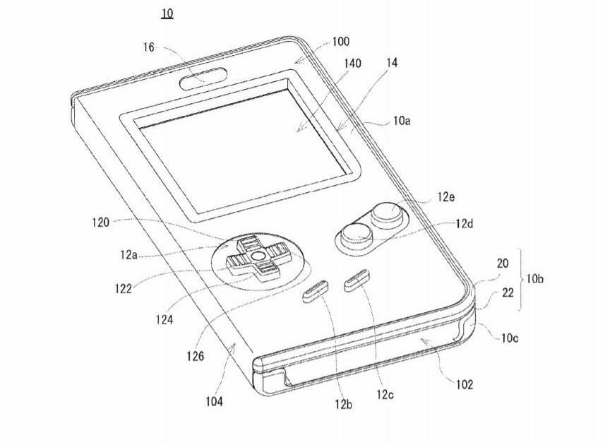 Nintendo patenta una funda que convierte cualquier smartphone en una Game Boy