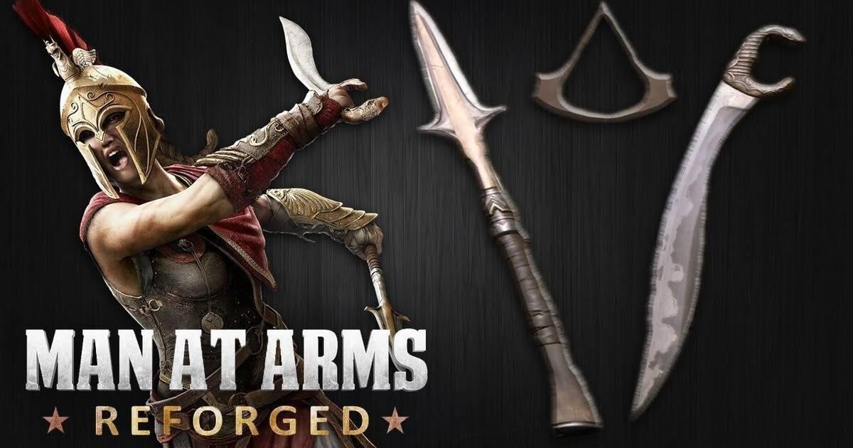 Conozca al genio detrás de la animación de Assassin's Creed Odyssey