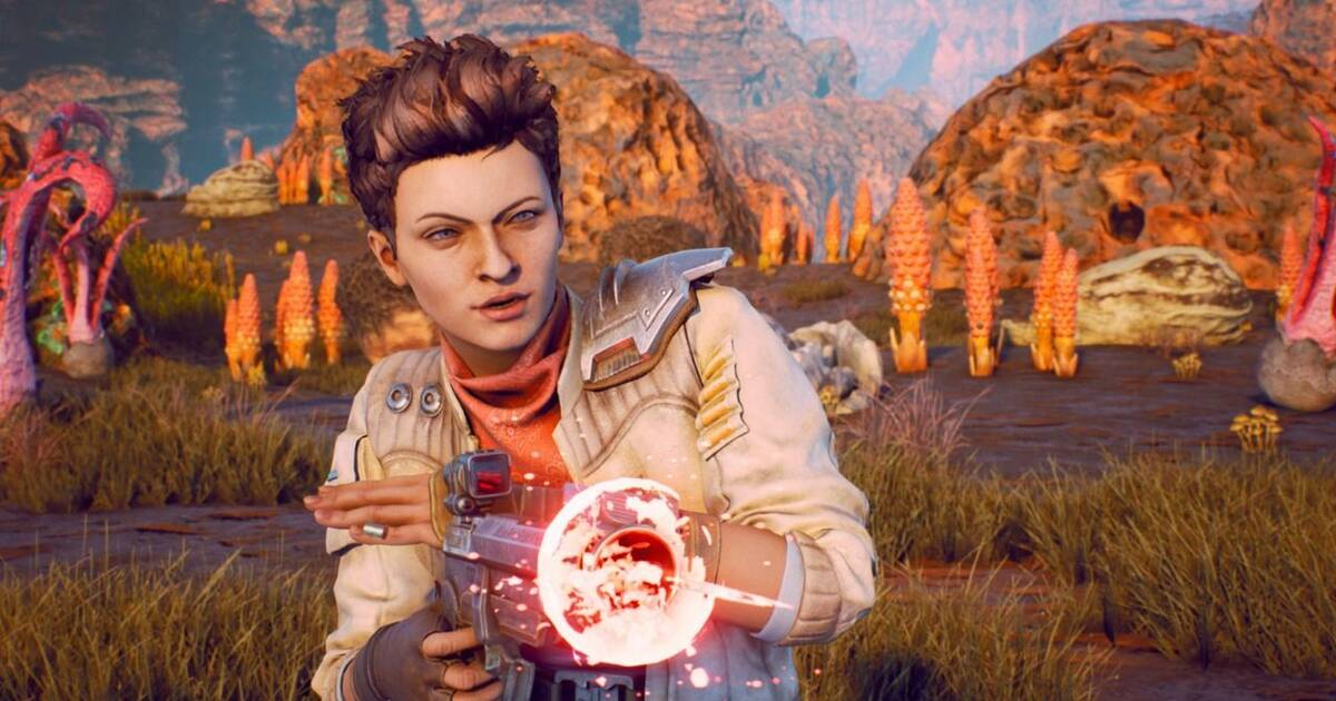 Obsidian comparte los requisitos para jugar The Outer Worlds en PC