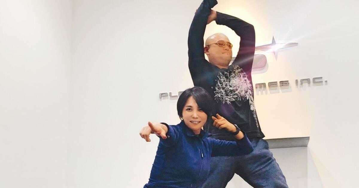 Okami 2: Hideki Kamiya e Ikumi Nakamura bromean con una posible secuela