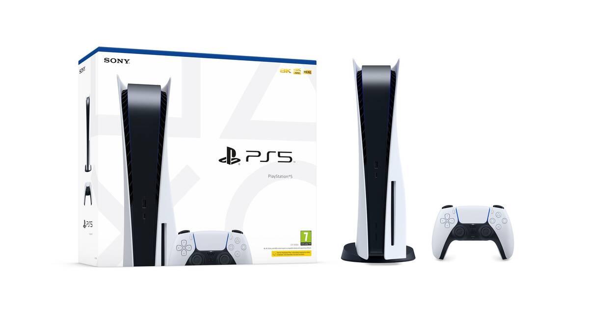 La Playstation 5 estará disponible en Argentina desde el 4 de diciembre