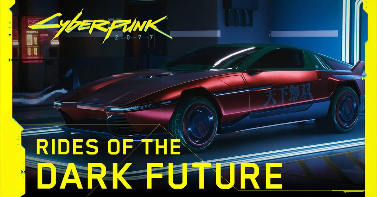Cyberpunk 2077: Con estos vehículos nos moveremos por Night City