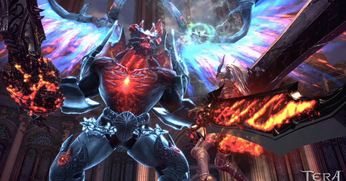 El Juego De Rol Online Tera Ya Esta Disponible En Ps4 Y Xbox One