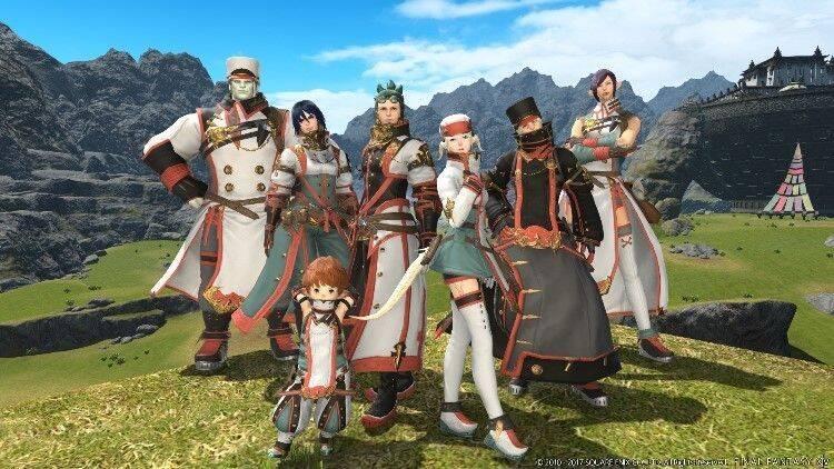 """Festejan 14 millones de suscripciones y quinto aniversario de Final Fantasy XIV"""""""