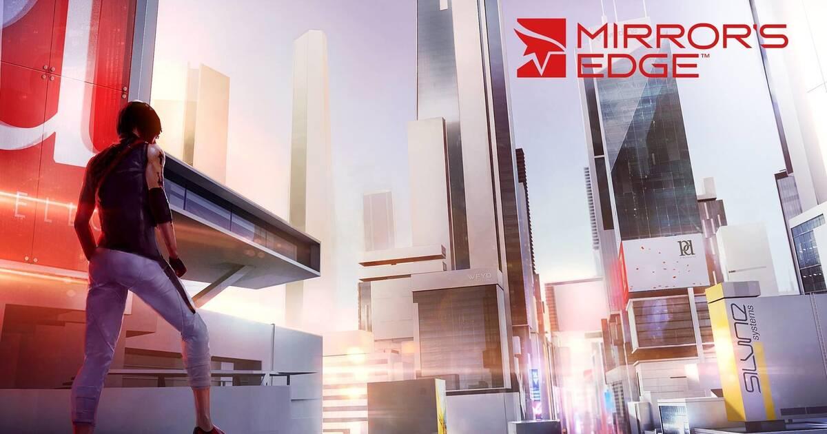 Mirror's Edge 2 se muestra en una nueva ilustración