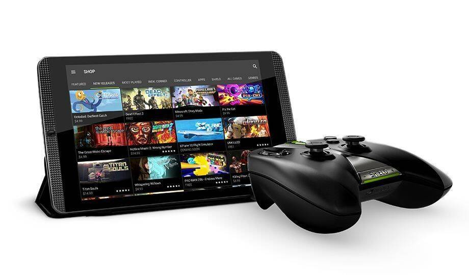 NVIDIA presenta su SHIELD Tablet K1