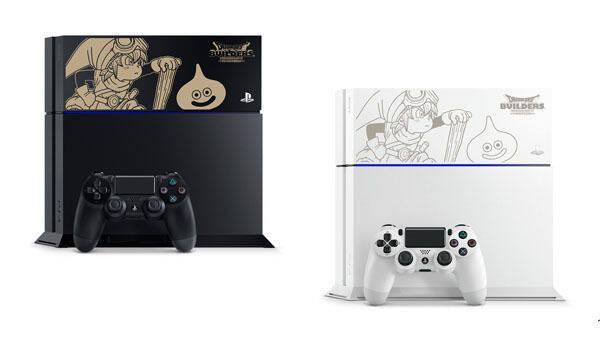 Japón contará con una edición especial de PS4 con motivos de Dragon Quest Builders
