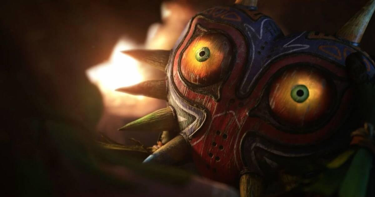 Realizan un impresionante corto de animación a modo de homenaje a The Legend of Zelda: Majora's Mask