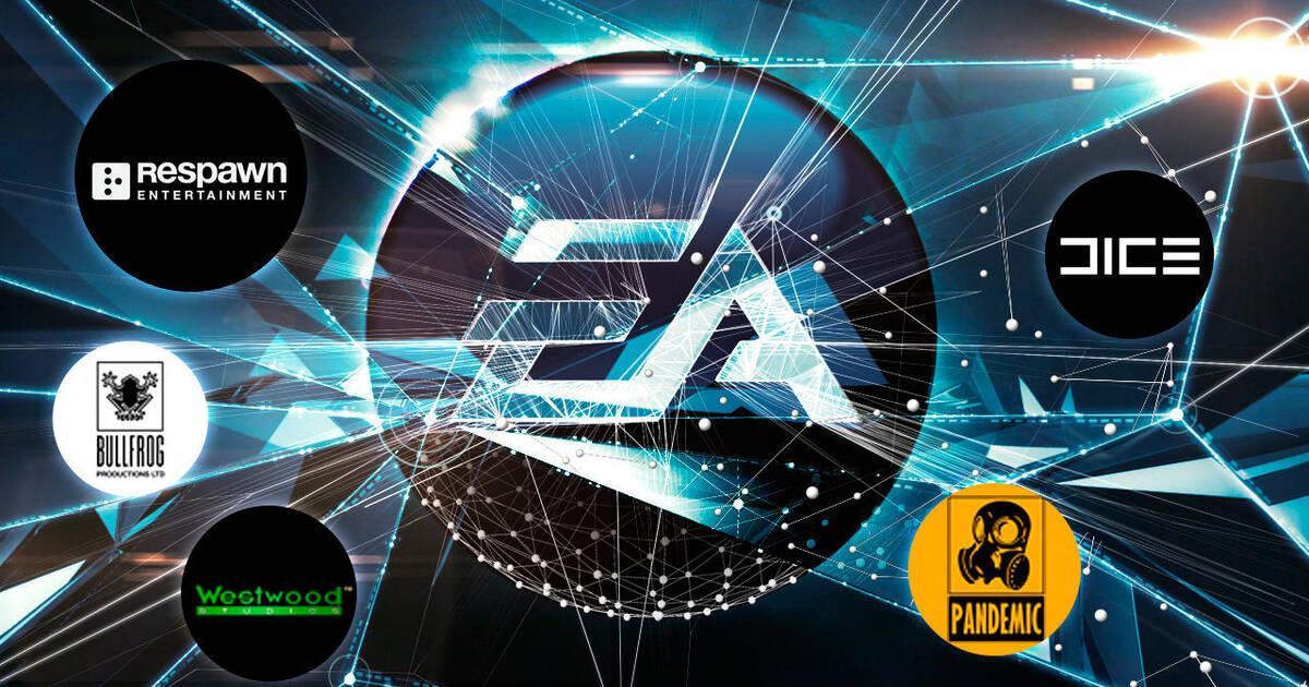 ¿Qué ha sido de las compañías compradas por Electronic Arts?