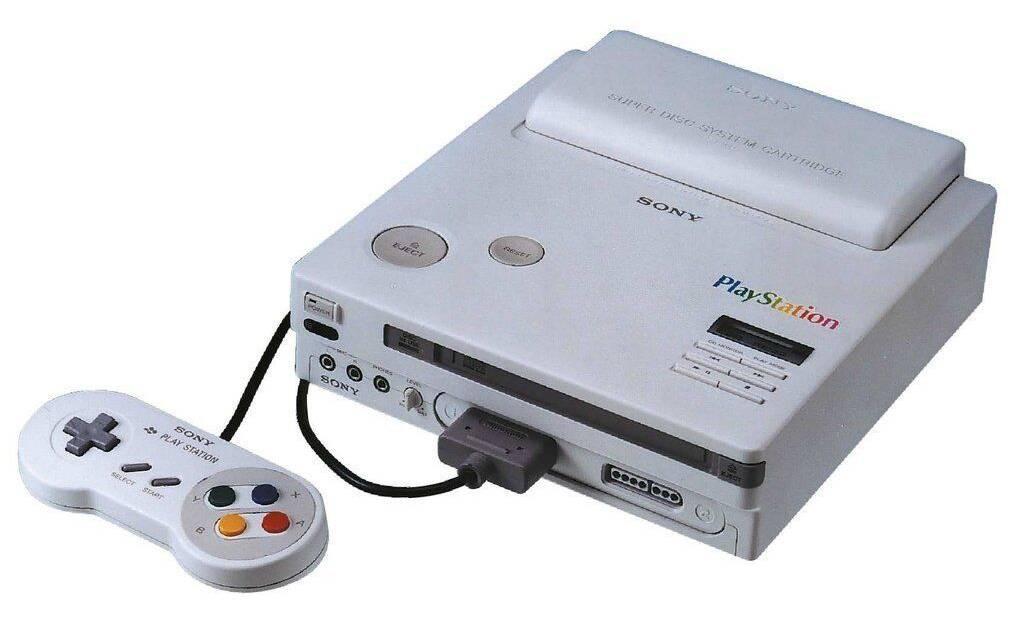 La consola de Sony y Nintendo estuvo cerca de combinar cartuchos y CD - Vandal