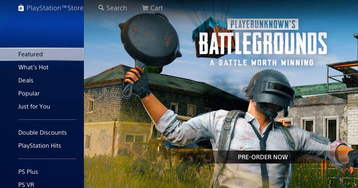 Es oficial: 'PUBG' llega a PlayStation 4 en diciembre