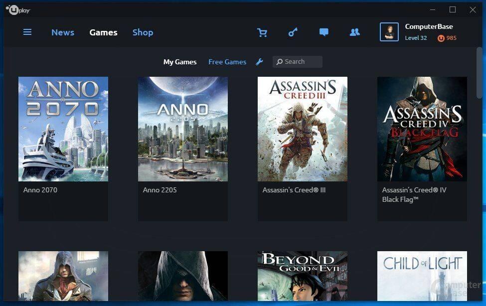 uPlay impide que se pueda jugar si detecta una copia pirata de Windows 10