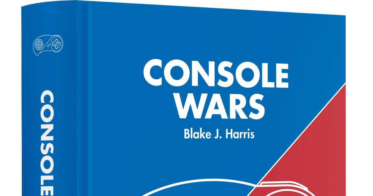 El libro 'Console Wars' se adaptará a la televisión