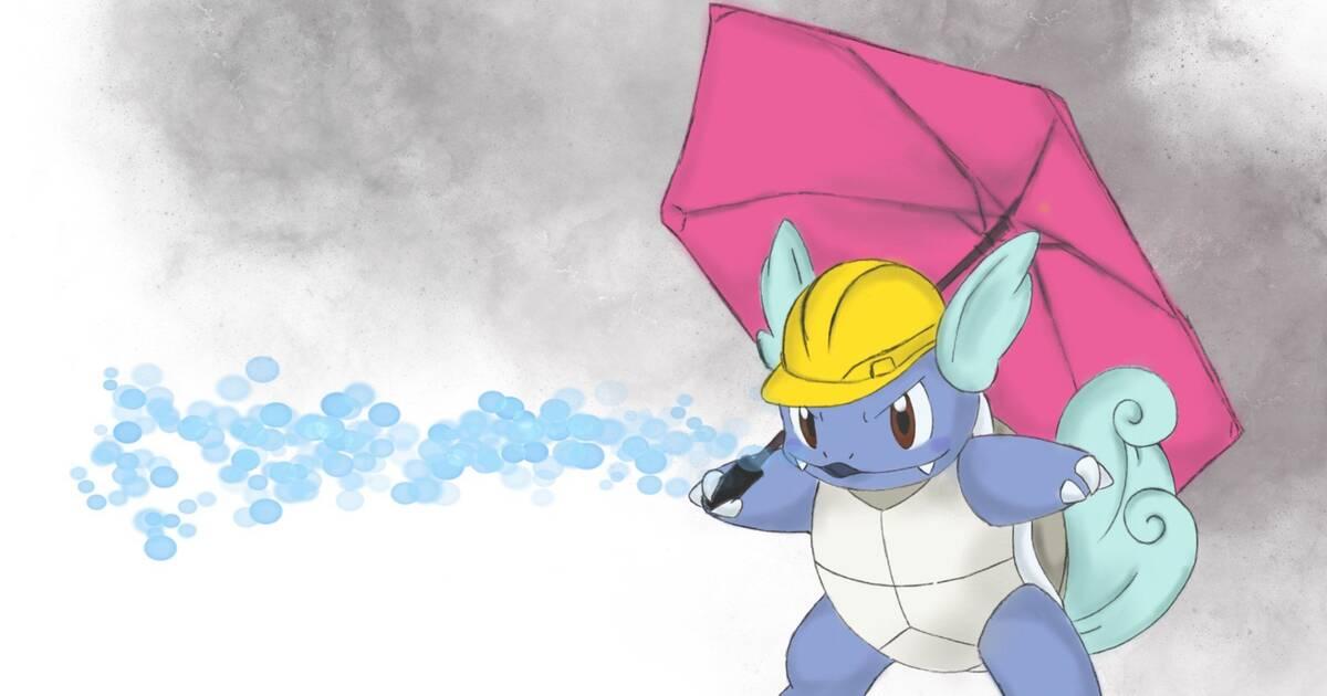 Los fans están dibujando Pokémon para apoyar las protestas de Hong Kong
