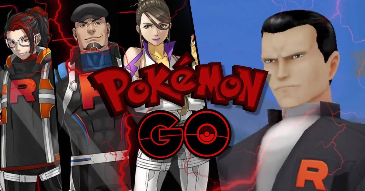 ¿Qué pasa si derrotas a Giovanni en Pokémon Go?