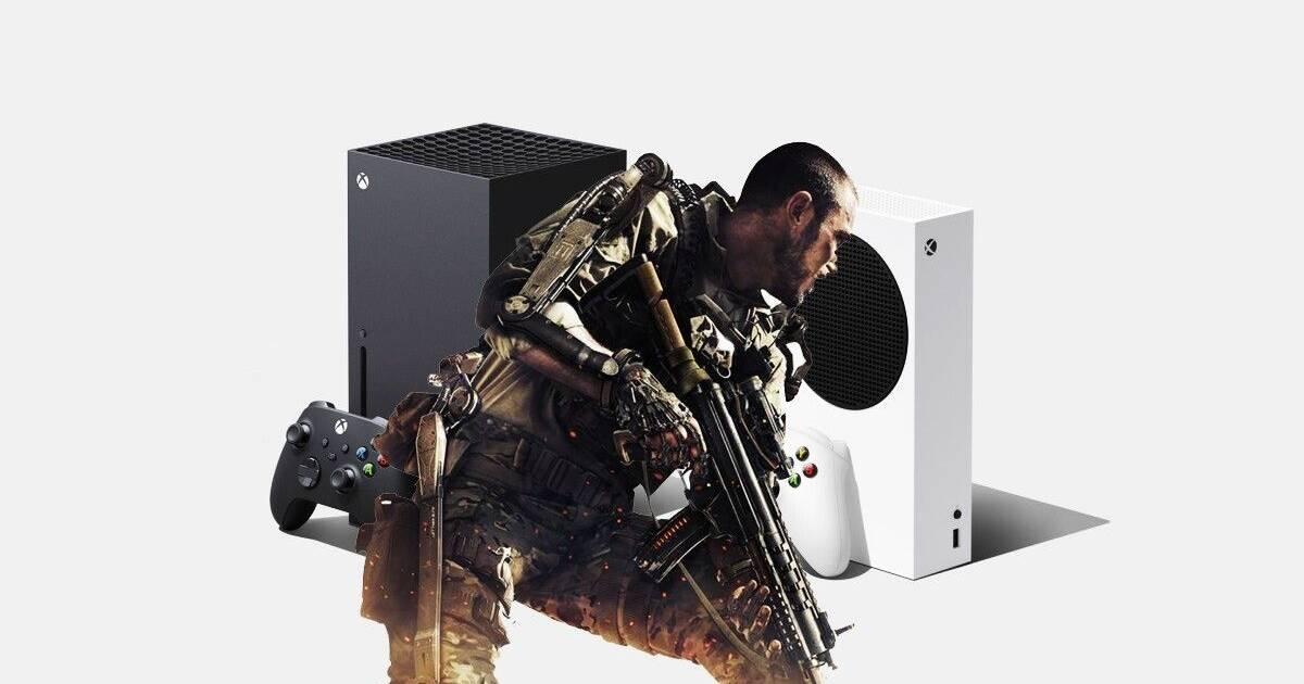 Xbox y Call of Duty baten el récord del uso del bando de ancha en Reino Unido