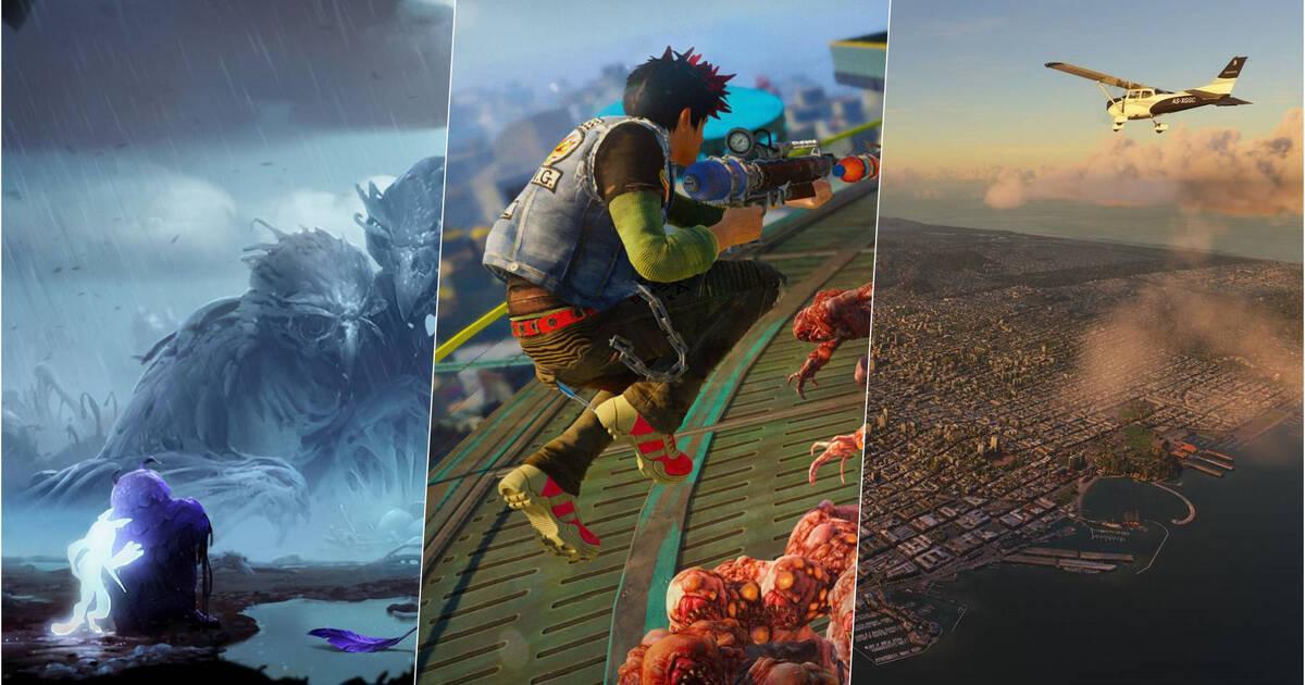 Xbox Game Studios estaría trabajando en un AAA de mundo abierto no anunciado