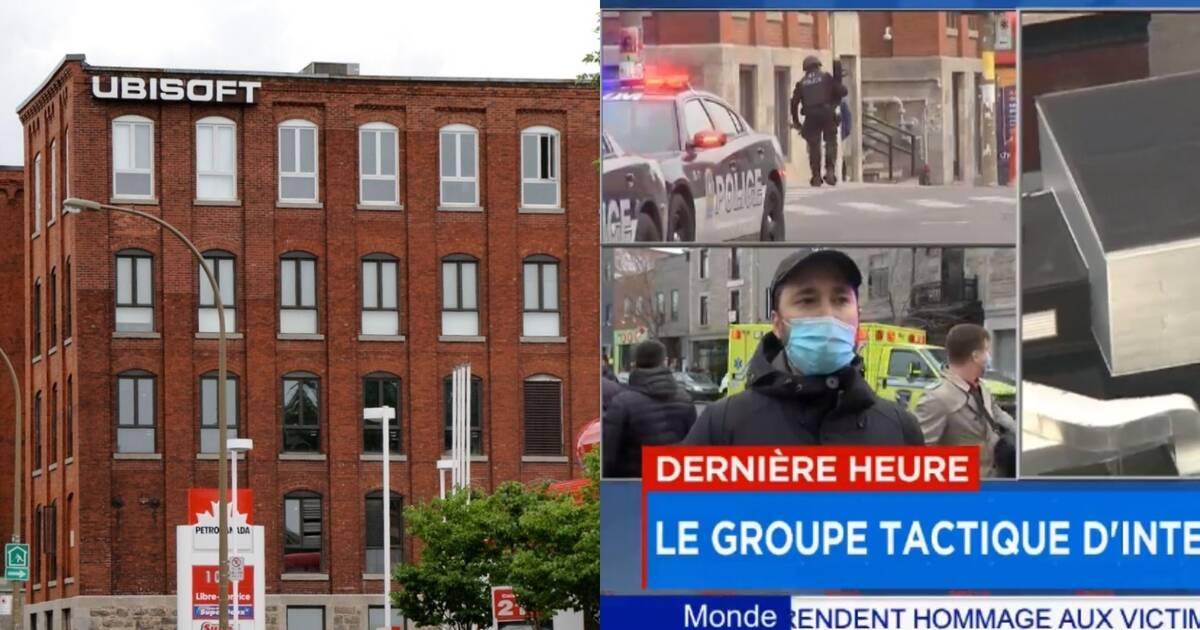Una operación policial en las oficinas de Ubisoft Montreal acabó sin incidentes