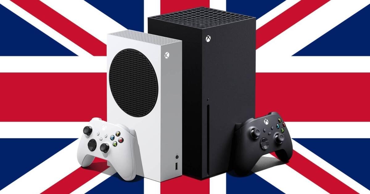 Xbox Series X/S vendió alrededor de 155.000 consolas en su estreno en UK, según estimaciones - Vandal